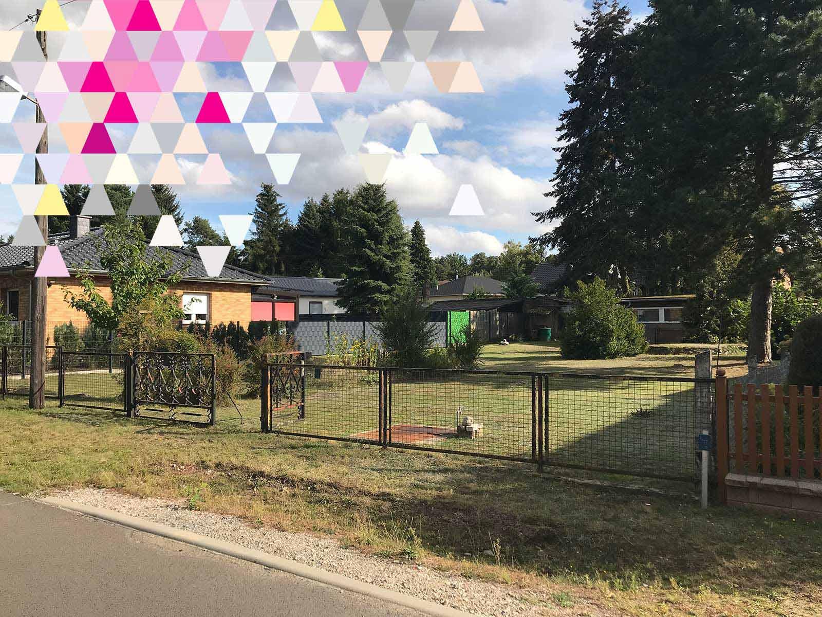 Referenz: Grundstück in Brandenburg Bernau
