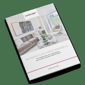 """Checkliste """"Aufbereitung einer Immobilie"""""""