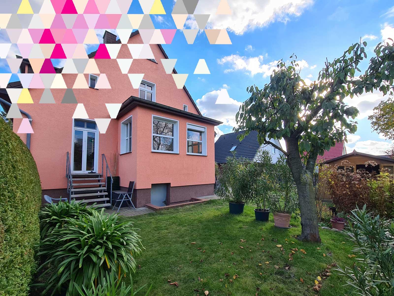 Einfamilienhaus | Verkauft zur Eigennutzung | 5 Zimmer | ca. 134 m² Wohnfläche | ca. 493 m² Grundstücksfläche | Berlin-Marzahn