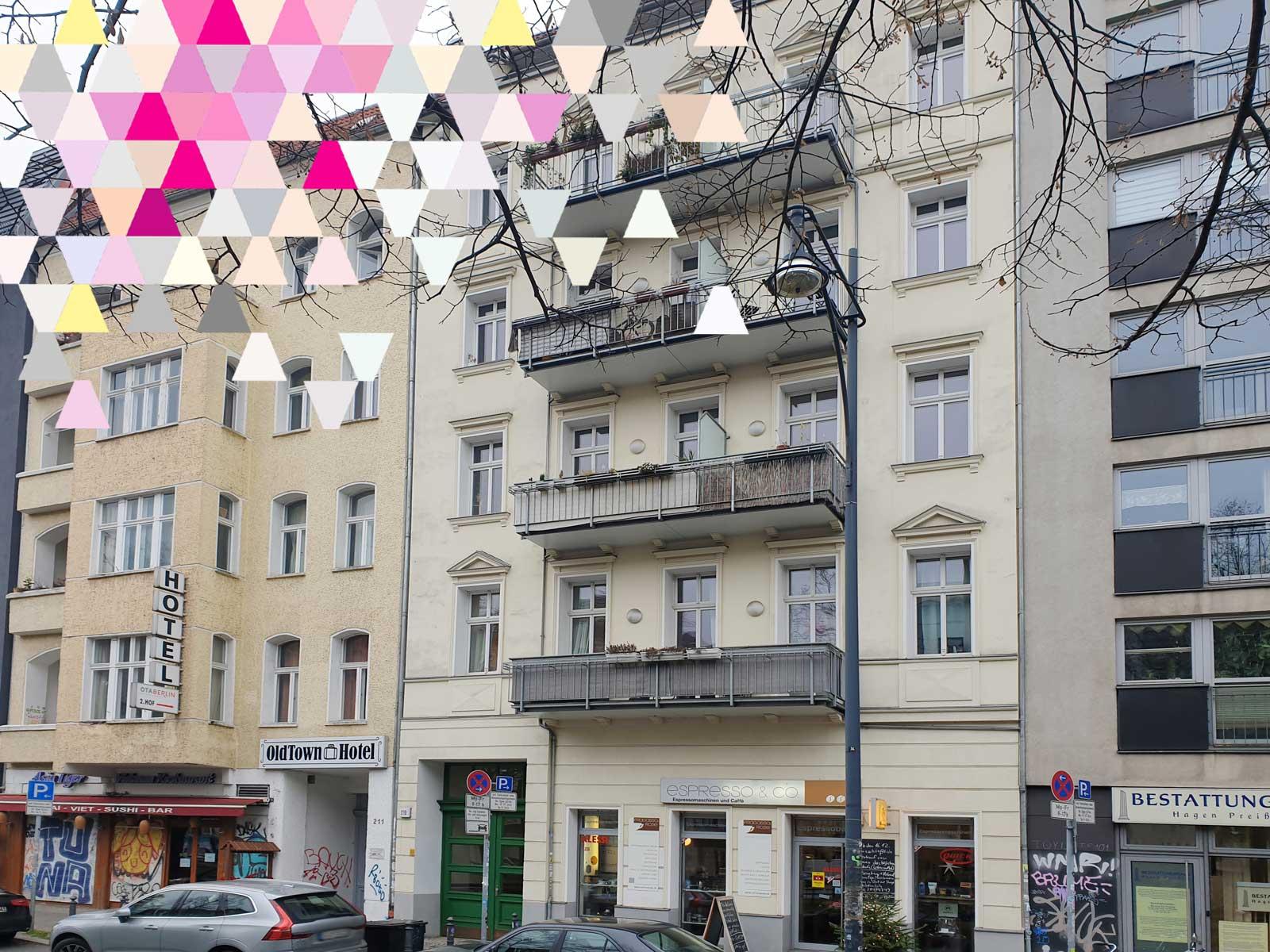 Eigentumswohnung | Verkauft zur Eigennutzung | 4 Zimmer | sonniger Balkon | ca. 108 m² | Berlin-Prenzlauer Berg