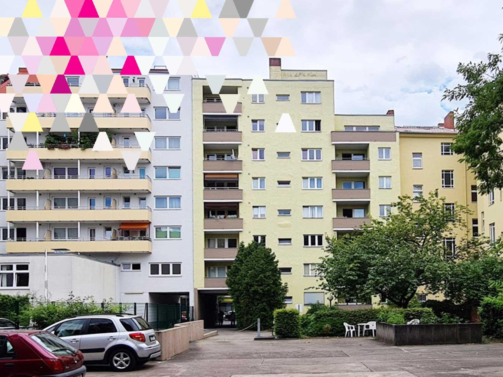 Eigentumswohnung | Verkauft zur Eigennutzung | 1 Zimmer | Westbalkon | ca. 44 m² | Berlin-Tiergarten