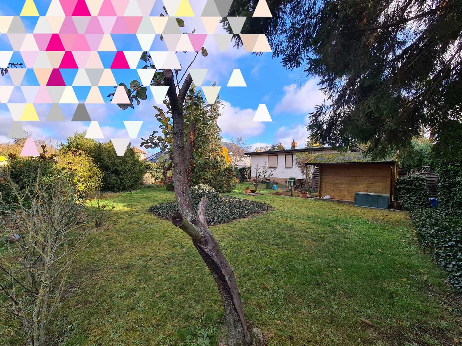 Grundstück | Verkauft mit Bauträgerbindung | ca. 451 m² | Berlin-Kaulsdorf