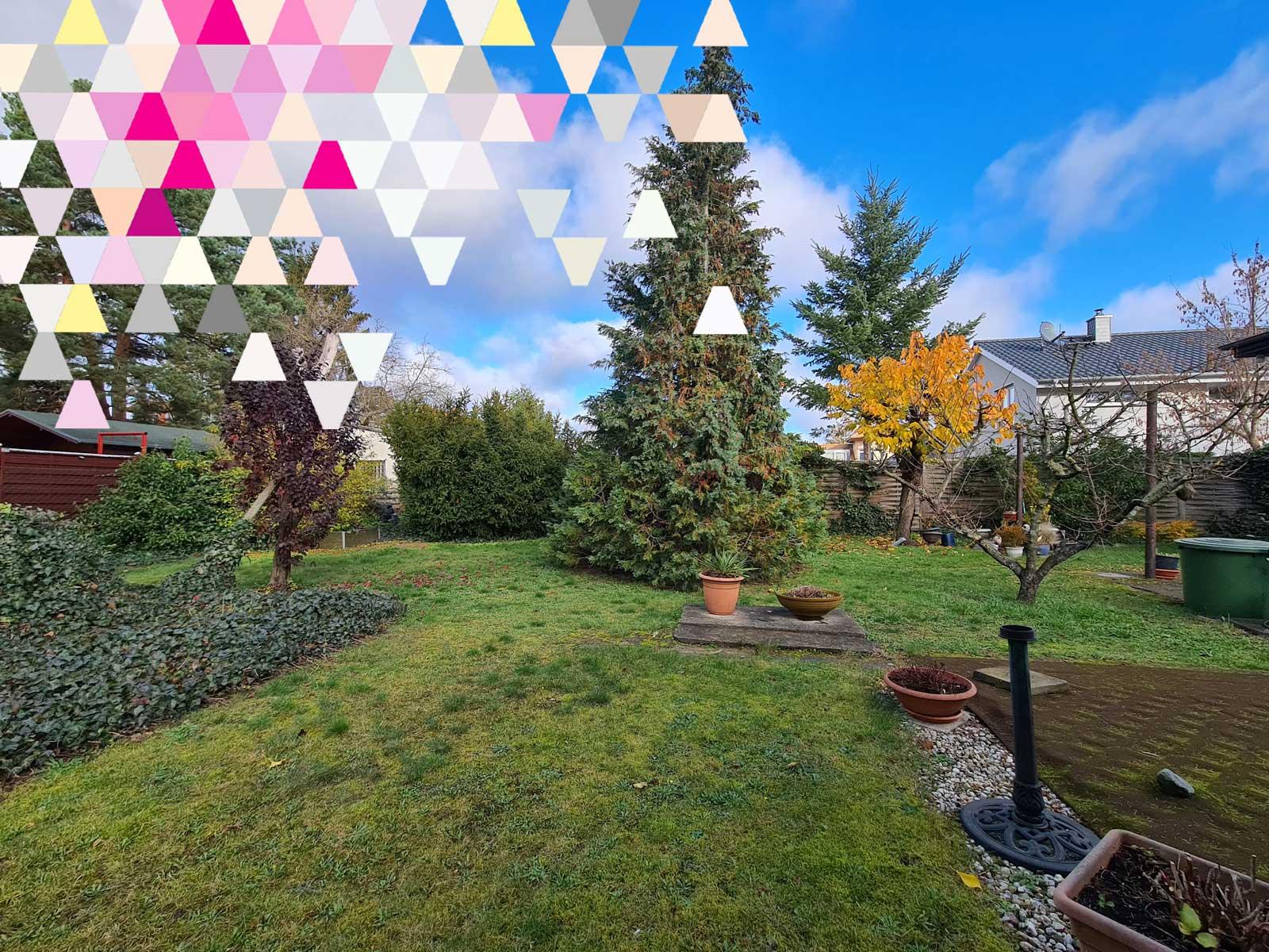 Grundstück | Verkauft mit Bauträgerbindung | ca. 462 m² | Berlin-Kaulsdorf
