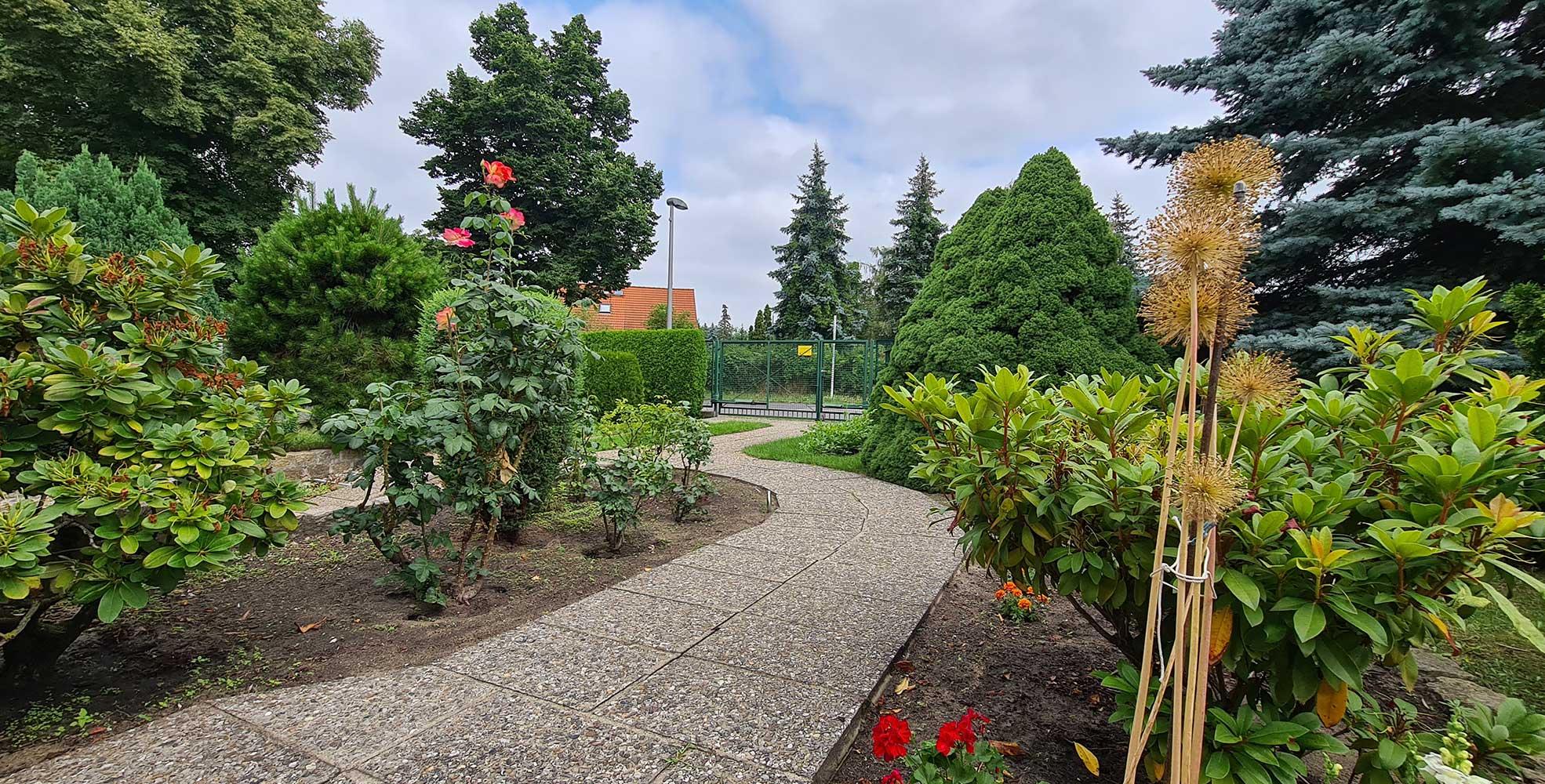 Einfamilienhaus in Berlin - Kaulsdorf - Garten
