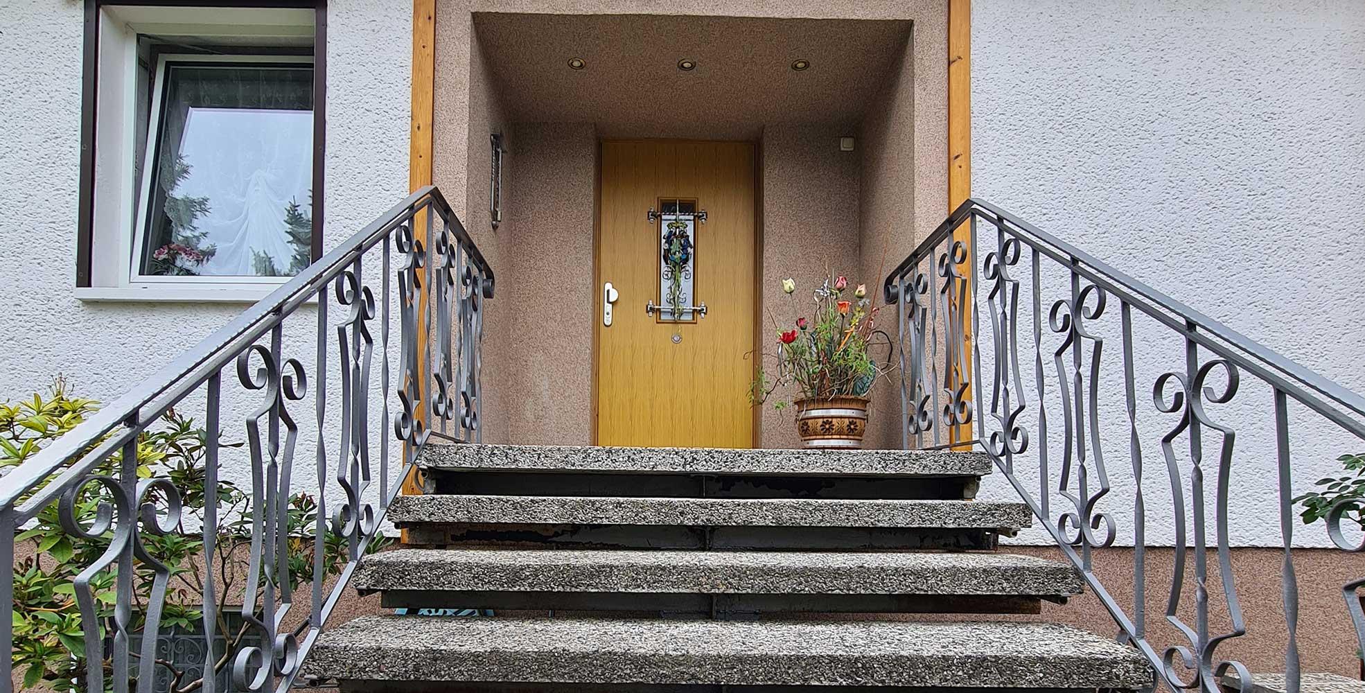 Einfamilienhaus in Berlin - Kaulsdorf - Eingang