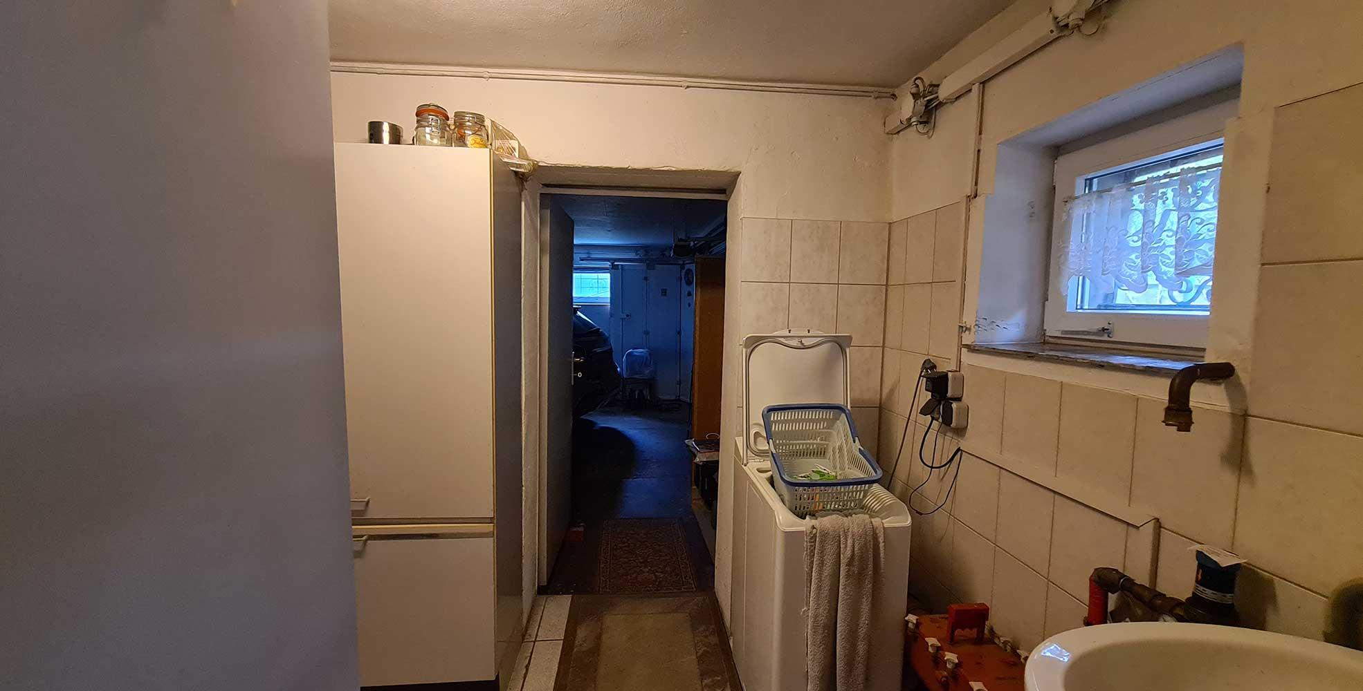 Einfamilienhaus in Berlin - Kaulsdorf - Keller