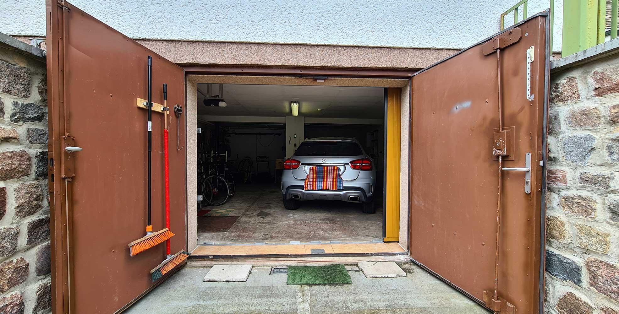 Einfamilienhaus in Berlin - Kaulsdorf - Garage