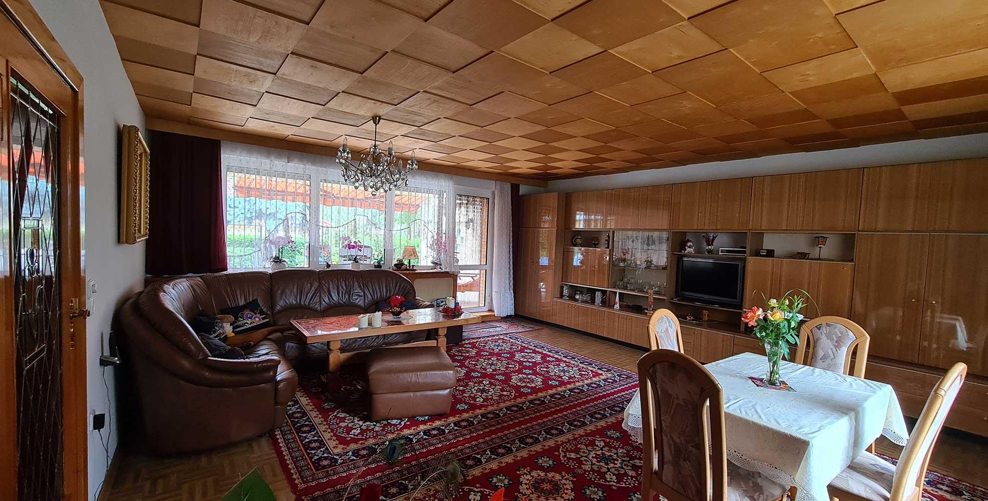 Einfamilienhaus in Berlin - Kaulsdorf -Wohnzimmer
